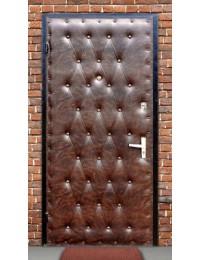 Двери с повышенной тепло- и шумоизоляцией