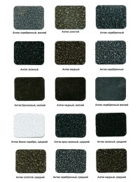 Металлические двери с отделкой порошковое покрытие