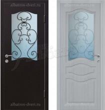 Входная металлическая дверь ЧД-009