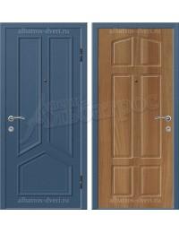 Входная металлофиленчатая дверь МФ-004
