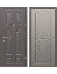 Входная металлофиленчатая дверь МФ-005
