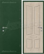Входная металлическая нестандартная дверь - НД-023