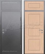 Входная металлическая нестандартная дверь - НД-007