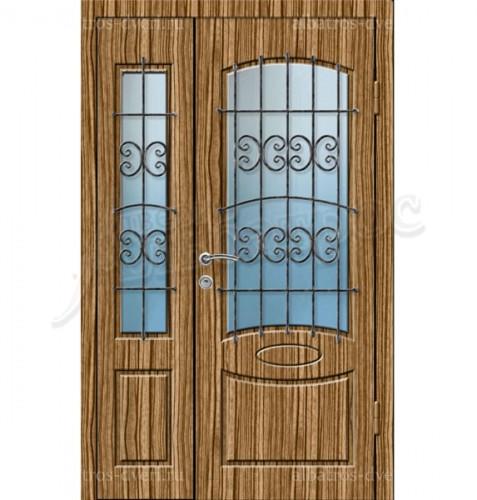 Входная металлическая дверь 05-00