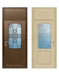 Входная металлическая дверь ЧД-010
