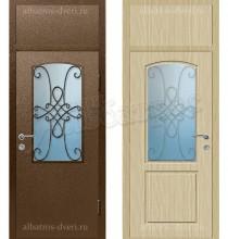 Входная металлическая дверь 04-99