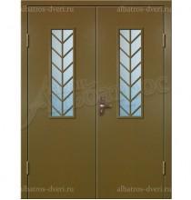 Входная металлическая дверь 02-97