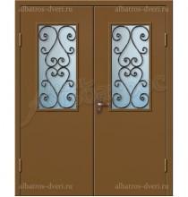 Входная металлическая дверь 02-98