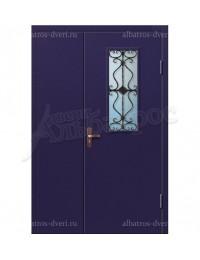 Входная металлическая дверь 03-16