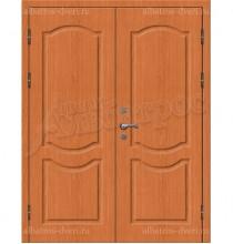 Двухстворчатая металлическая дверь 03-64