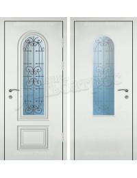 Входная металлическая дверь 04-56