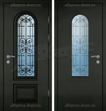 Входная металлическая дверь 04-58