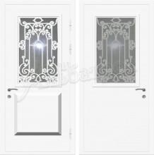 Входная металлическая дверь 04-64