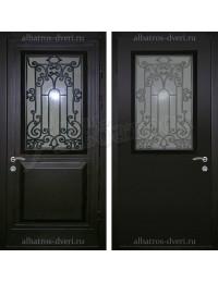 Входная металлическая дверь 04-66