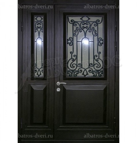 Входная металлическая дверь 04-67