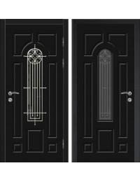 Входная металлическая дверь 04-74