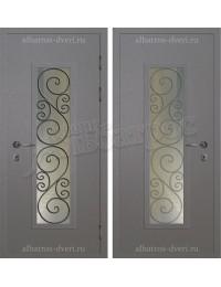 Входная металлическая дверь 06-65
