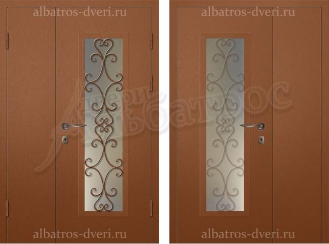 Входная металлическая дверь 06-66