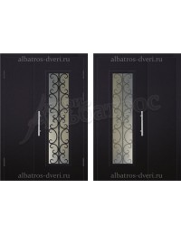 Входная металлическая дверь 06-67