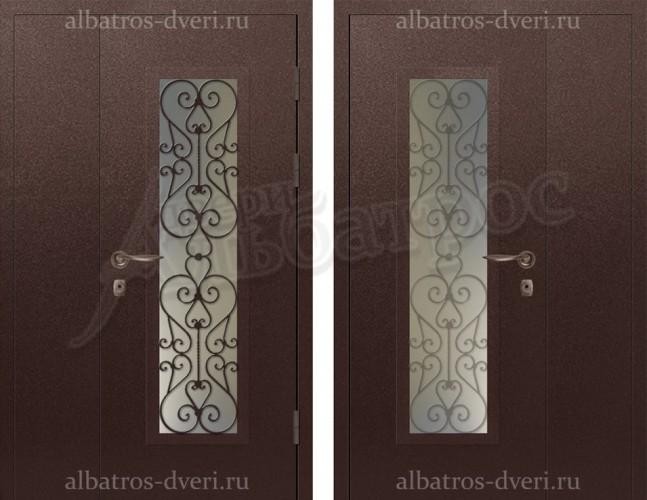 Входная металлическая дверь 06-68