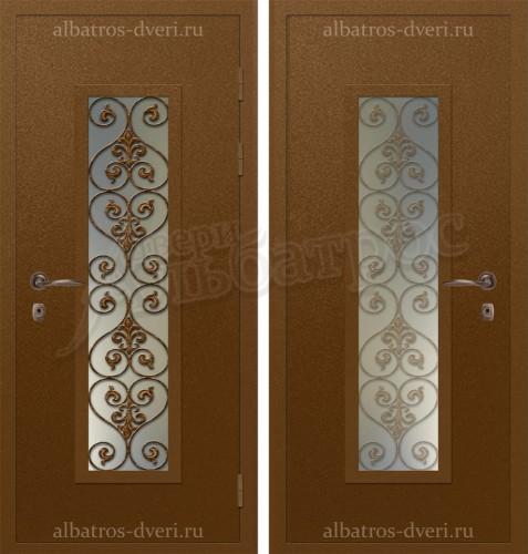 Входная металлическая дверь 06-69