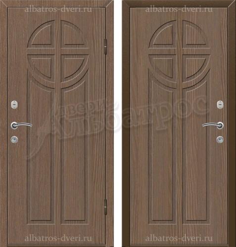 Входная металлическая дверь 07-08