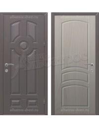 Входная металлическая дверь 07-10