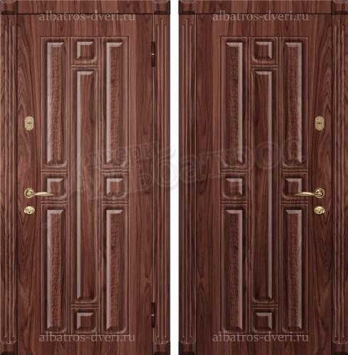 Входная металлическая дверь 07-12