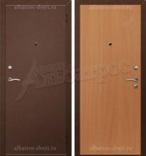 Входная металлическая дверь 07-15