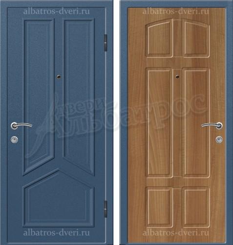 Входная металлическая дверь 07-16