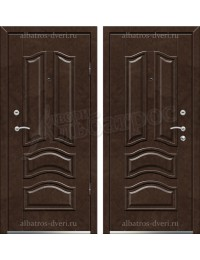 Входная металлическая дверь 07-17