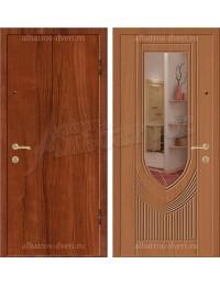 Входная металлическая дверь 07-18