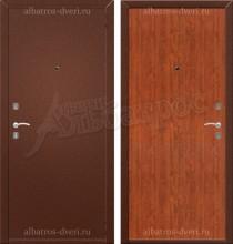 Входная металлическая дверь 07-19