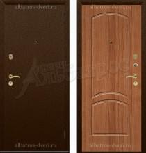 Входная металлическая дверь 07-22