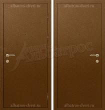 Входная металлическая дверь 07-27
