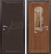 Входная металлическая дверь 02-75