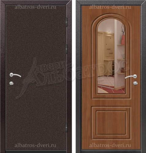 Входная металлическая дверь модель 02-75