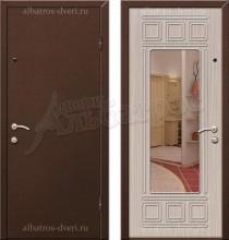 Входная металлическая дверь 02-76