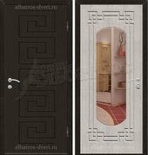 Входная металлическая дверь 02-77