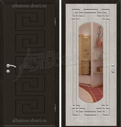 Входная металлическая дверь модель 02-77