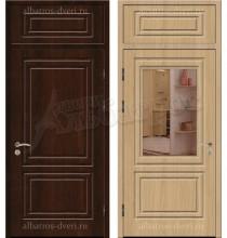 Входная металлическая дверь 02-81