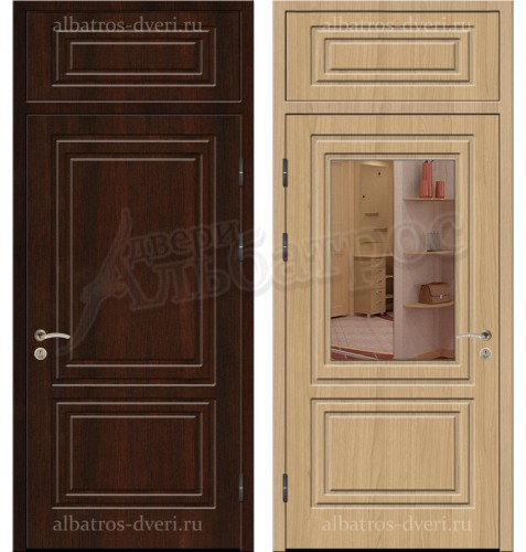 Входная металлическая дверь модель 02-81