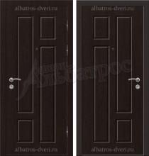 Входная металлическая дверь 06-33