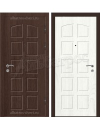 Входная металлическая дверь 06-36