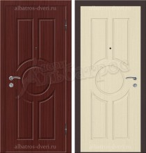 Входная металлическая дверь 06-40