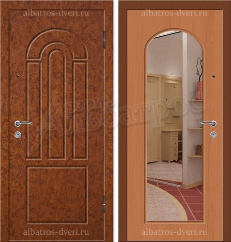 Входная дверь в квартиру 06-41