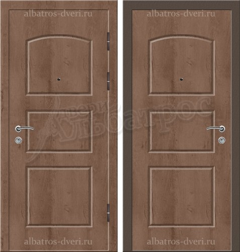 Входная дверь в квартиру 06-42