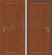 Входная металлическая дверь 06-43
