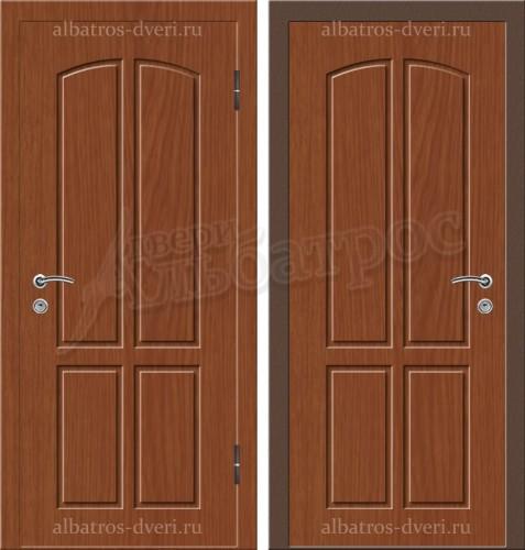 Входная дверь в квартиру 06-43