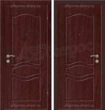 Входная металлическая дверь 06-45